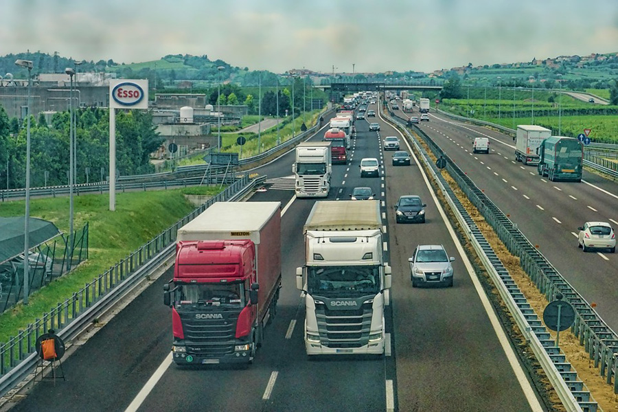 Tout savoir sur la nouvelle révolution du transport routier de palettes