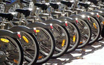 Petite histoire des vélib