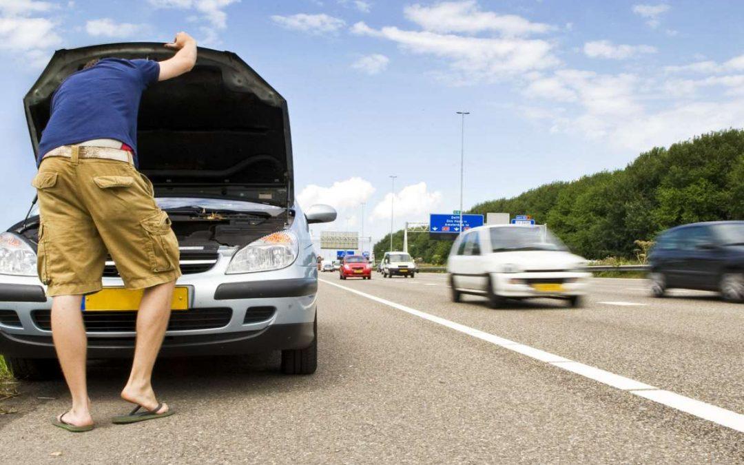 Faire remorquer sa voiture en cas d'accident
