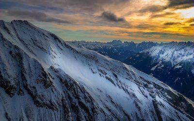 Les plus beaux itinéraires de ski de randonnée de La Rosière : Le Clapet