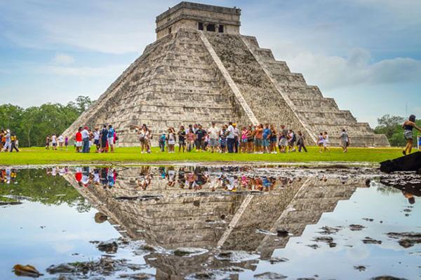 Le meilleur moment pour aller à Cancun au Mexique